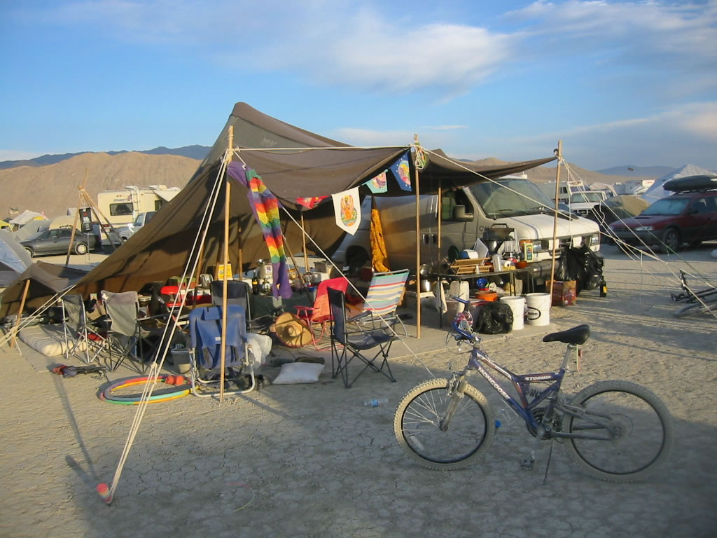 Bedouin Tents & Camp Manifestation