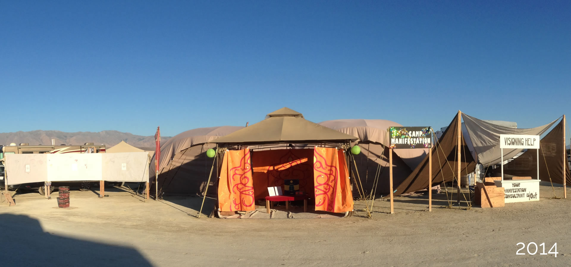 Camp Manifestation - 2014